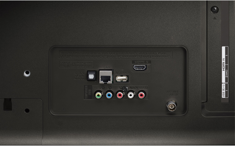 "Lg Kitchen Appliance Packages >> LG 43"" Black UHD 4K HDR Smart LED AI - 43UK6300PUE"