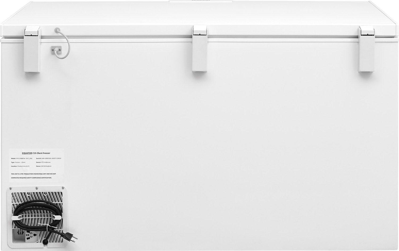 Frigidaire 148 Cu Ft White Chest Freezer Fffc15m4tw Wiring Diagram 5