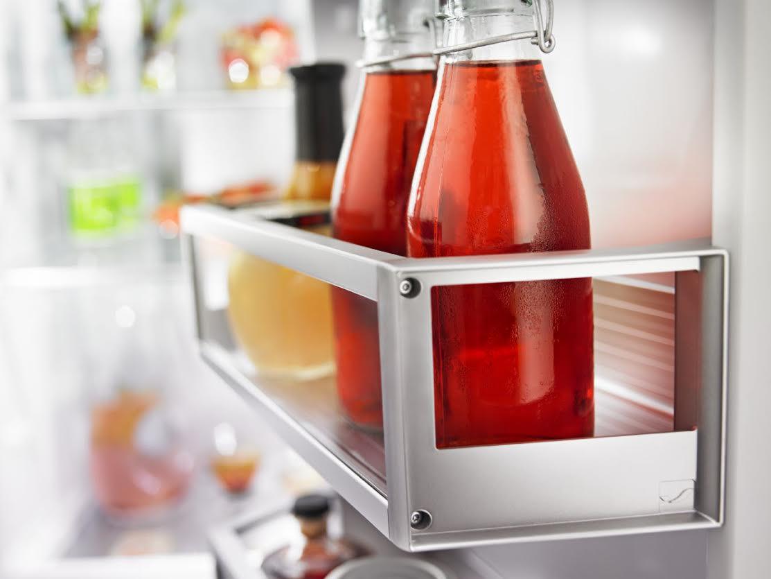 Jenn Air Stainless Counter Refrigerator Jsc23c9eem