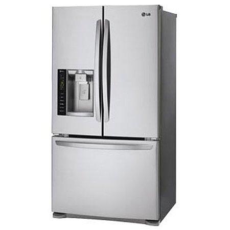 Lg Stainless French Door Refrigerator Lfx25974st Abt