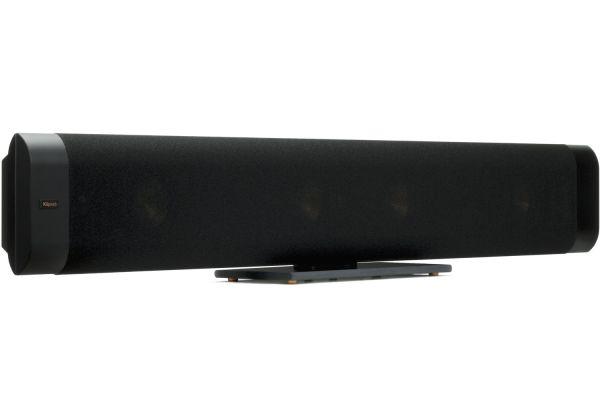 Large image of Klipsch Reference Premiere Designer Matte Black Passive 3-Channel Soundbar - 1064178