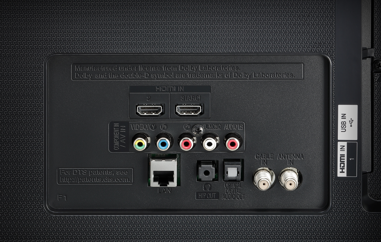LG 65 Silver UHD 4K LED Smart HDTV 65UH6030