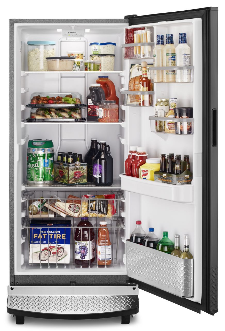 Gladiator 178 Cu Ft All Refrigerator Garf30fdgb Wiring Diagram Freezerless Garageworks 6