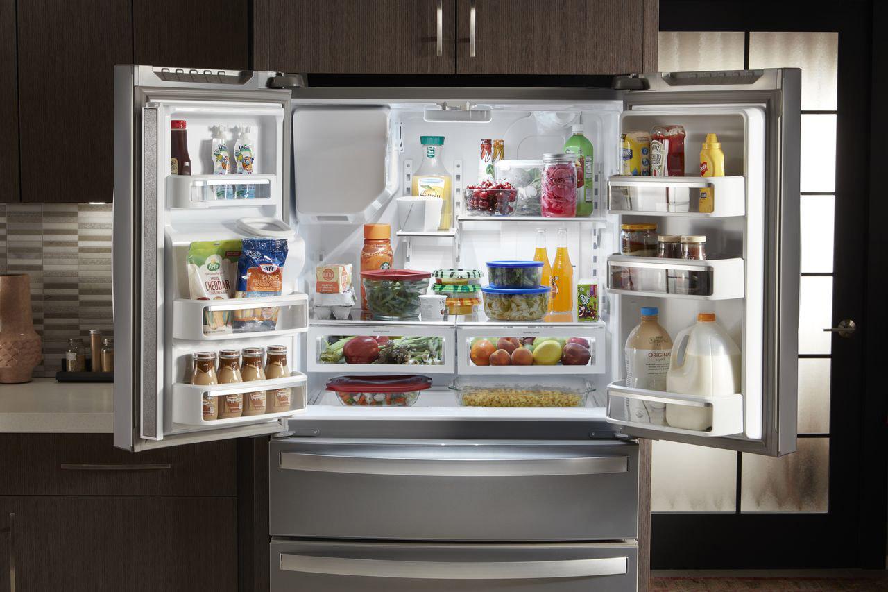 Whirlpool Stainless French Door Refrigerator - WRX735SDHZ