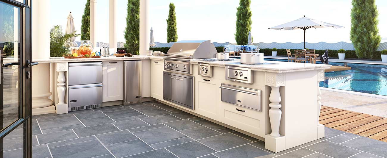 Viking Outdoor Grills Accessories Grillware More Abt