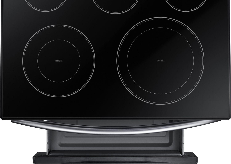 Samsung Black Stainless Steel Electric Range Ne59m4320sg Cord 3wire Power 3 Feet 125 250 V 40 A Universal 6