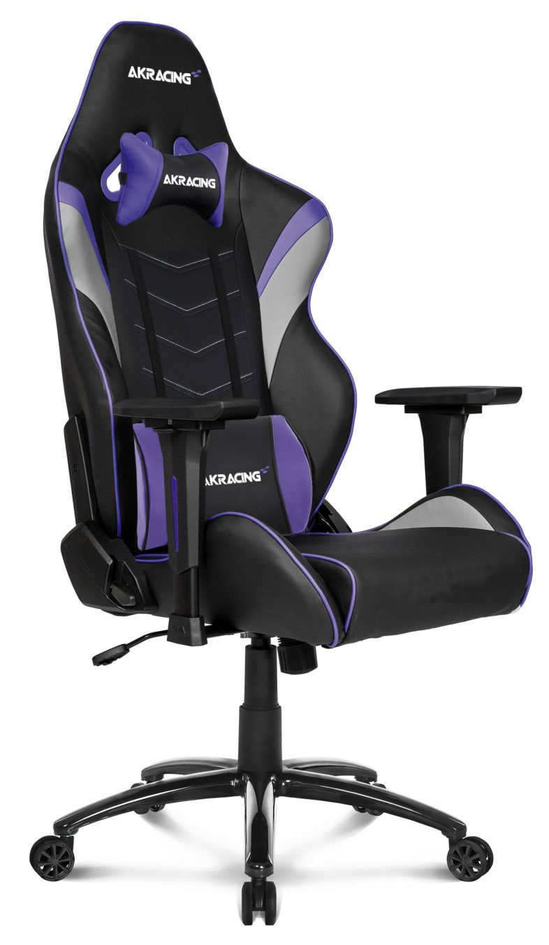 Magnificent Akracing Core Series Indigo Lx Gaming Chair Alphanode Cool Chair Designs And Ideas Alphanodeonline