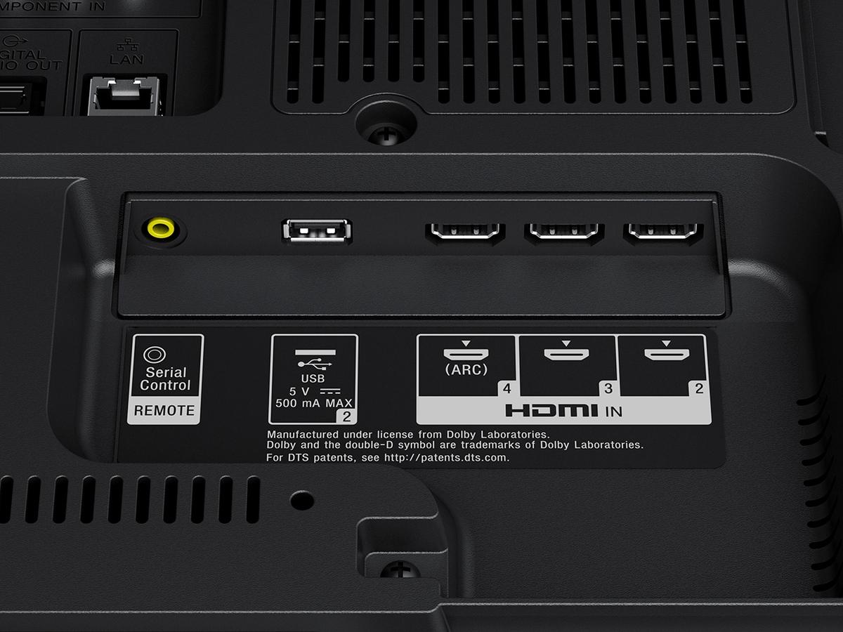 Sony 55 Black LED 1080P Smart 3D HDTV KDL 55W800C