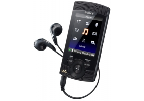 Sony - NWZ-S544BLK - iPods & MP3 Players