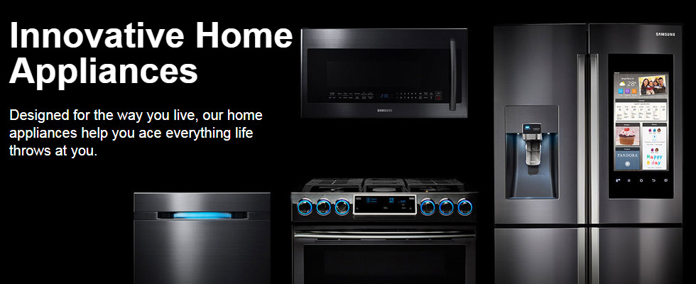 Samsung Home Appliances | Kitchen & Laundry | Abt