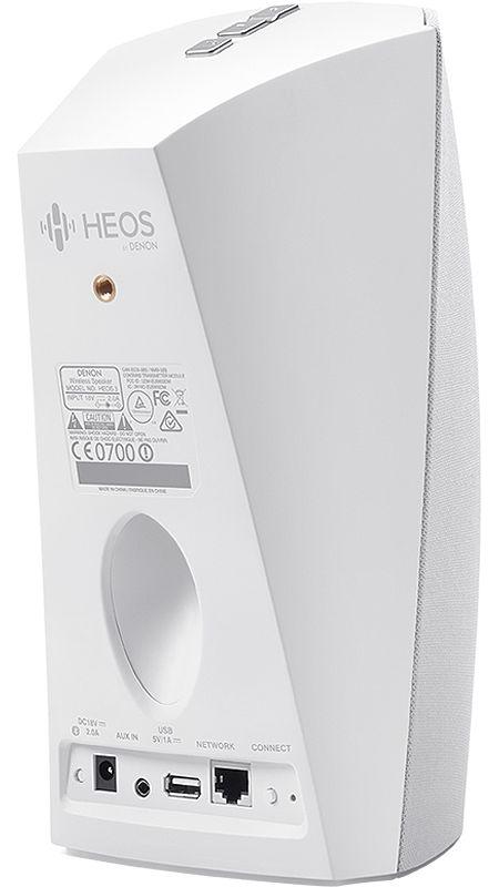 Denon Heos  White Wireless Multi Room System