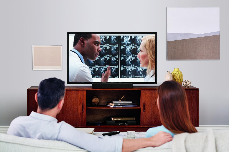 bose solo 5 tv sound system 732522 1110. Black Bedroom Furniture Sets. Home Design Ideas