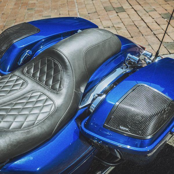 Rockford Fosgate Harley Davidson Rear Audio Kit Tms69bl14