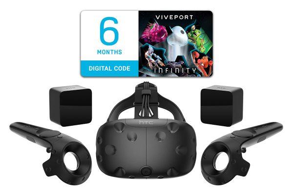 HTC Vive Virtual Reality System - 99HALN002-00