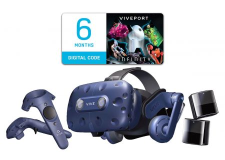 HTC Vive Pro Virtual Reality System - 99HANW00100