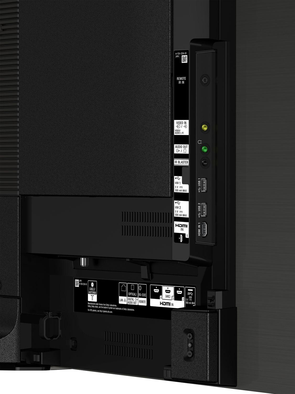 Sony 55 XBR Ultra HD 4K HDR OLED Smart HDTV XBR 55A8F