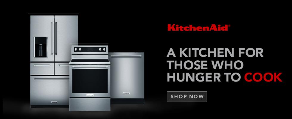 KitchenAid Appliances | KitchenAid Stand Mixers, Dishwashers ...