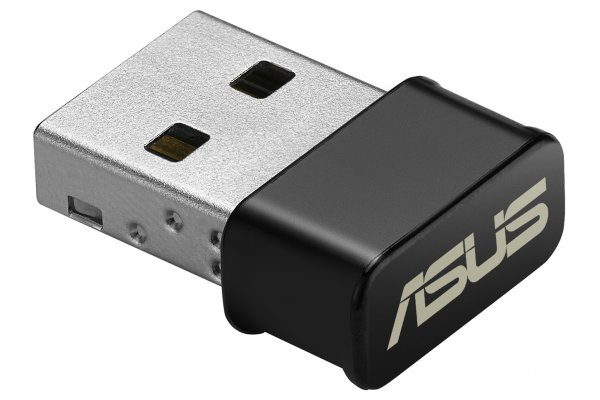 Large image of ASUS USB-AC53 Nano Wireless 802.11AC USB 2.0 Dongle - USBAC53NANO