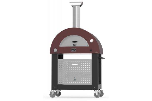 Large image of Alfa Brio Black Oven Base - BFBRIOSBL