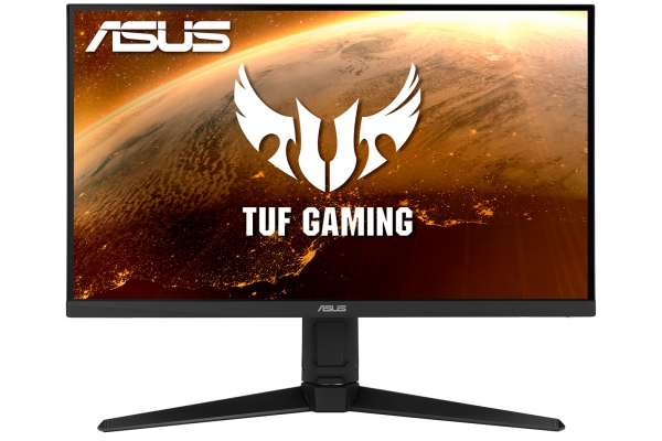 "Large image of Asus 27"" Black Full HD HDR 165Hz TUF Gaming Monitor - VG279QL1A"