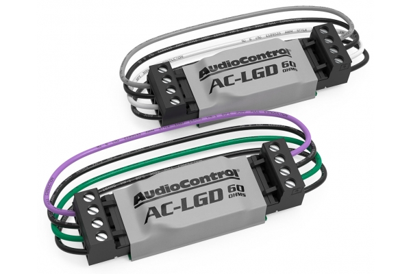 Large image of Audio Control Load Generating Device & Signal Stabilizer - AC-LGD60