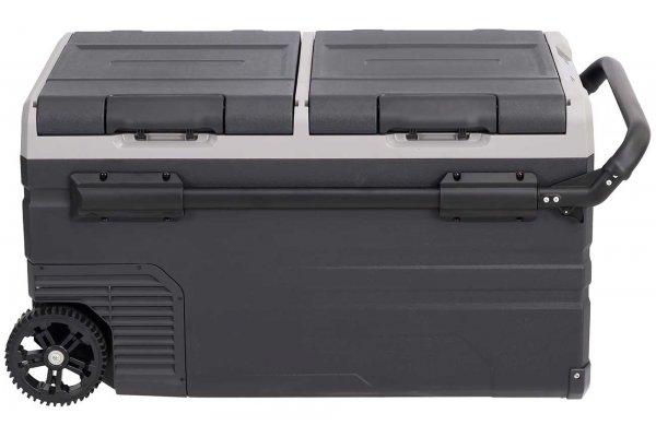 Large image of Avanti 75L Grey Portable AC/DC Cooler - PDR75L34G