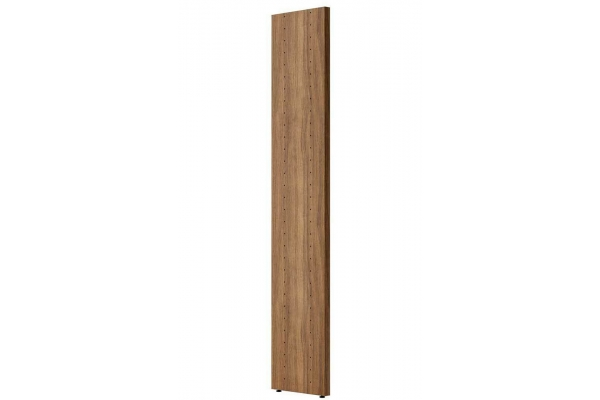 Large image of BDI Semblance Chocolate Stained Walnut Tall Divider Panel - 15025-CWL