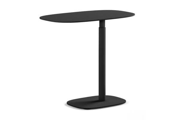 Large image of BDI Serif 1045 Pepper Lift Laptop Table - 1045 PE