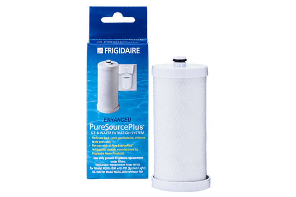 Large image of Frigidaire Refrigerator Replacement Water Filter - WFCB