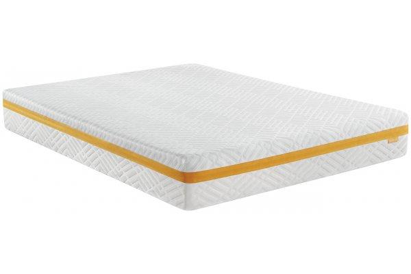 "Large image of Beautyrest 10"" Medium Memory Foam Twin XL Mattress - 700811002-8020"