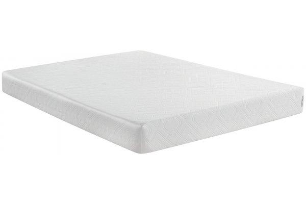 """Large image of Beautyrest 8"""" Firm Memory Foam Queen Mattress - 700800134-1050"""