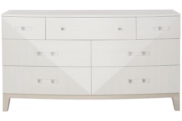 Large image of Bernhardt Linear White Axiom Dresser - 381-050