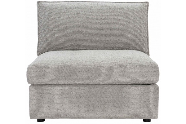 Large image of Bernhardt Nest Armless Chair - P3330A