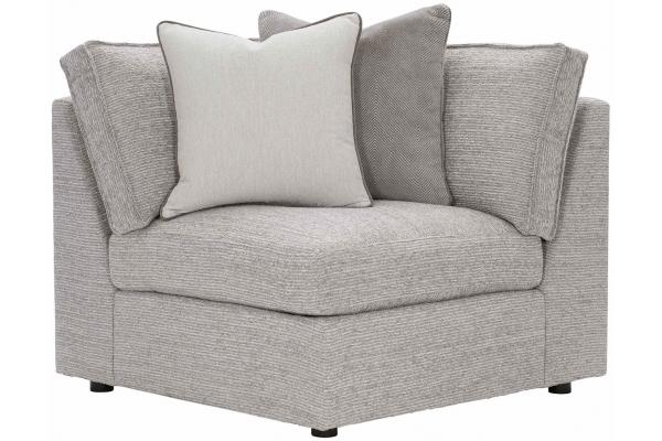Large image of Bernhardt Nest Corner Chair - P3332A
