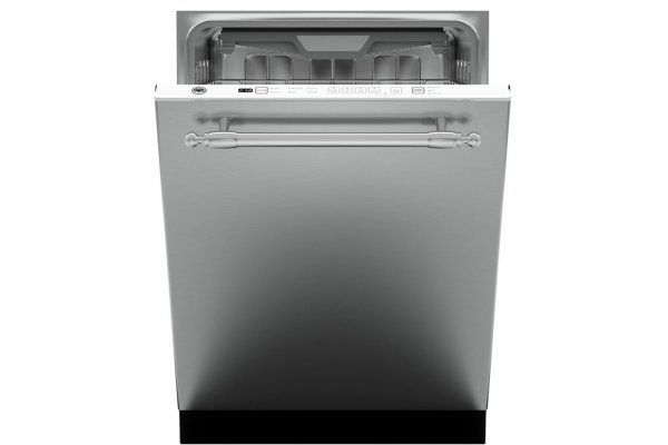 """Large image of Bertazzoni XT 24"""" Stainless Steel Built-In Dishwasher - DW24XT"""