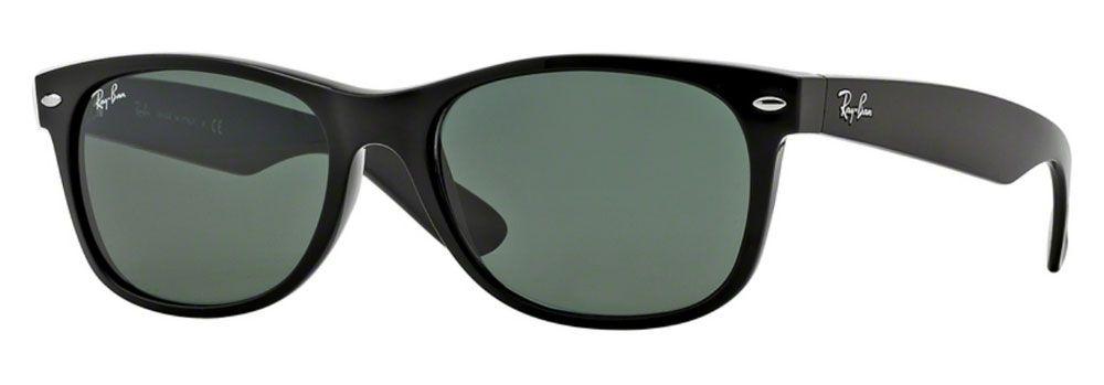 208126c30 Ray-Ban Wayfarer Black Unisex Sunglasses - RB2132 901