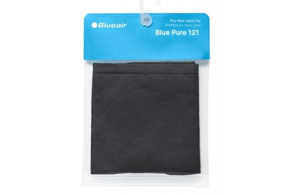 Large image of Blueair Blue Pure 121 Dark Shadow Pre-Filter - ABLA121CLOTHDS