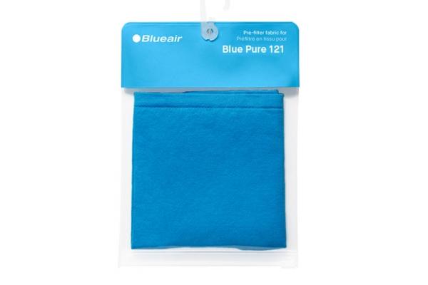 Large image of Blueair Blue Pure 121 Diva Blue Pre-Filter - ABLA121CLOTHDB