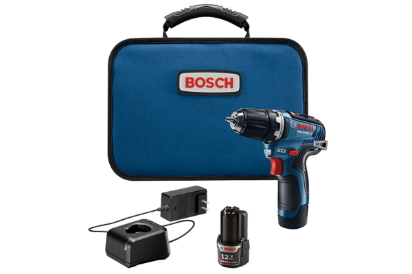 "Large image of Bosch Tools 12V Max EC Brushless 3/8"" Drill/Driver Kit - GSR12V-300B22"