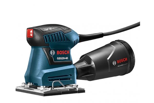 Large image of Bosch Tools 1/4-Sheet Orbital Finishing Sander - GSS20-40