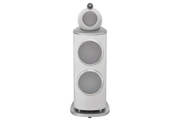 Large image of Bowers & Wilkins 800 Series Diamond 801 D4 White3-Way Floorstanding Speaker (Each) - FP42072