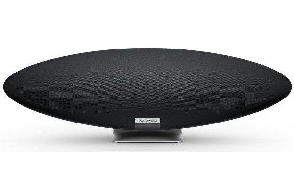 Large image of Bowers & Wilkins Zeppelin Midnight Grey Wireless Smart Speaker - FP41947