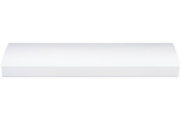 "Large image of Broan BXT1 Series 30"" White 4-Way Convertible Under-Cabinet Range Hood - BXT130WW"