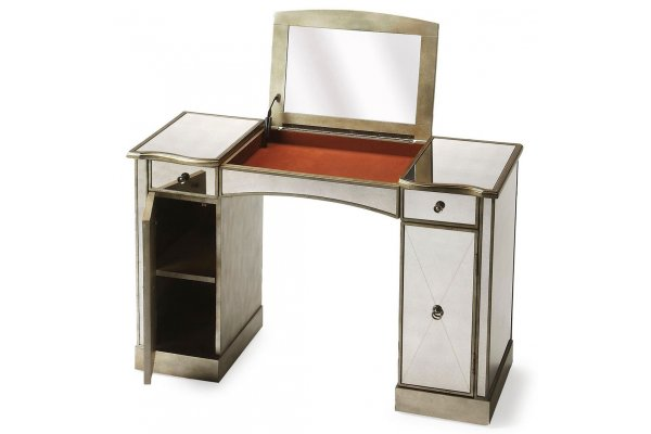 Large image of Butler Specialty Company Celeste Mirrored Vanity - 2909146