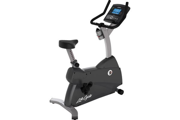 Large image of Life Fitness C1 Lifecycle Exercise Bike with Go Console - C1PACKAGE1