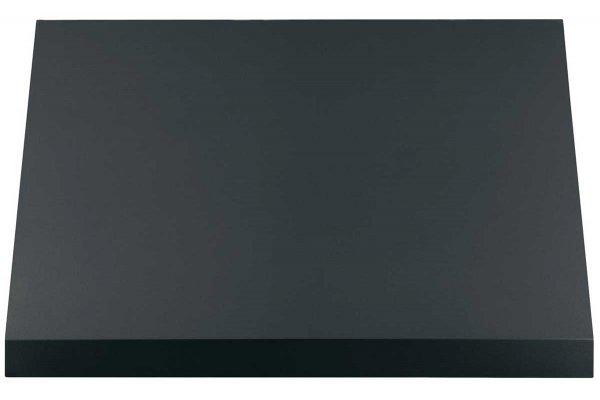 """Large image of Cafe 36"""" Matte Black Commercial Hood - CVW93643PDS"""