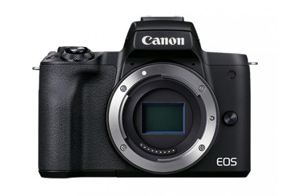 Large image of Canon EOS M50 Mark II Camera Body - 4728C001