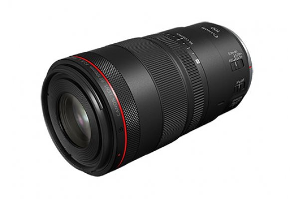 Large image of Canon RF 100mm F2.8 L MACRO IS USM Lens - 4514C002