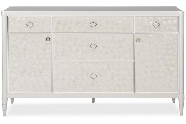 Large image of Caracole Classic Moonrise Dresser - CLA-419-015