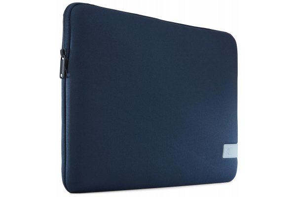 """Large image of Case Logic Reflect 15.6"""" Dark Blue Laptop Sleeve - 3203948"""